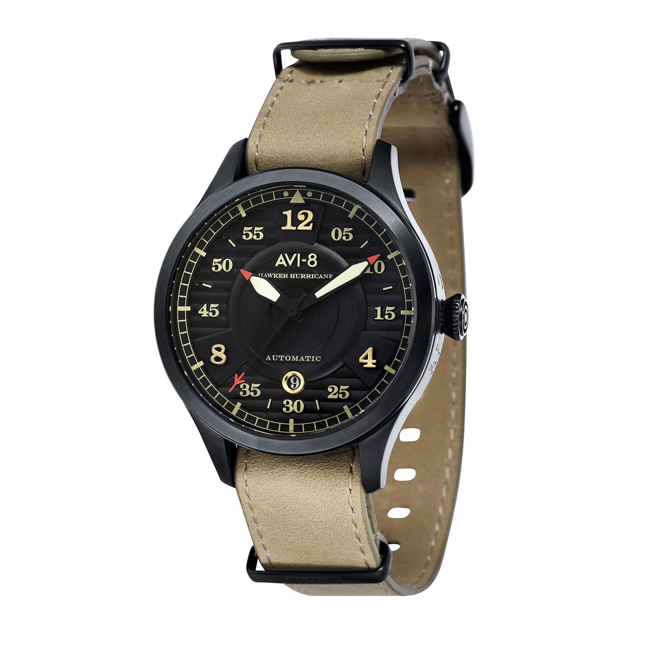 ساعت مچی عقربه ای مردانه ای وی-8 مدل AV-4046-03 54