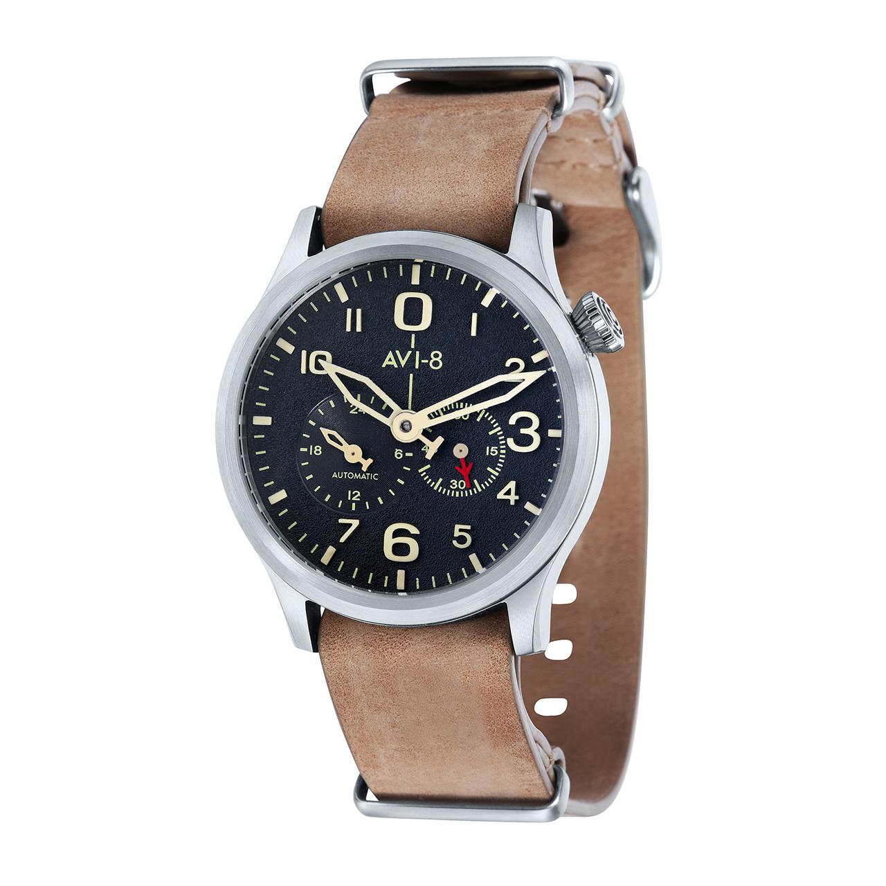 ساعت مچی عقربه ای مردانه ای وی-8 مدل AV-4048-02 50