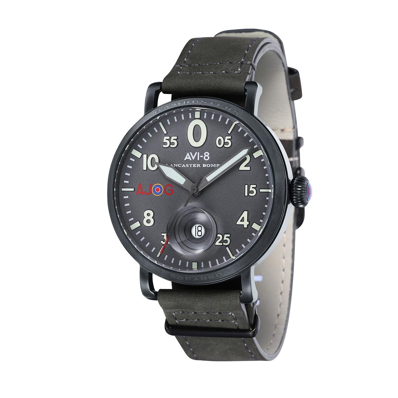 ساعت مچی عقربه ای مردانه ای وی-8 مدل AV-4049-04