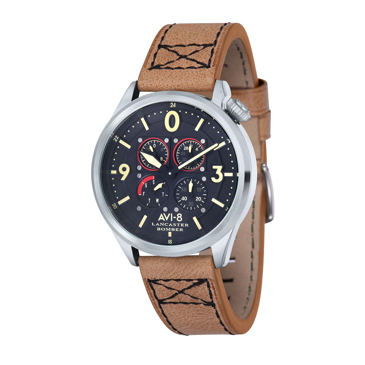 ساعت مچی عقربه ای مردانه ای وی-8 مدل AV-4050-01