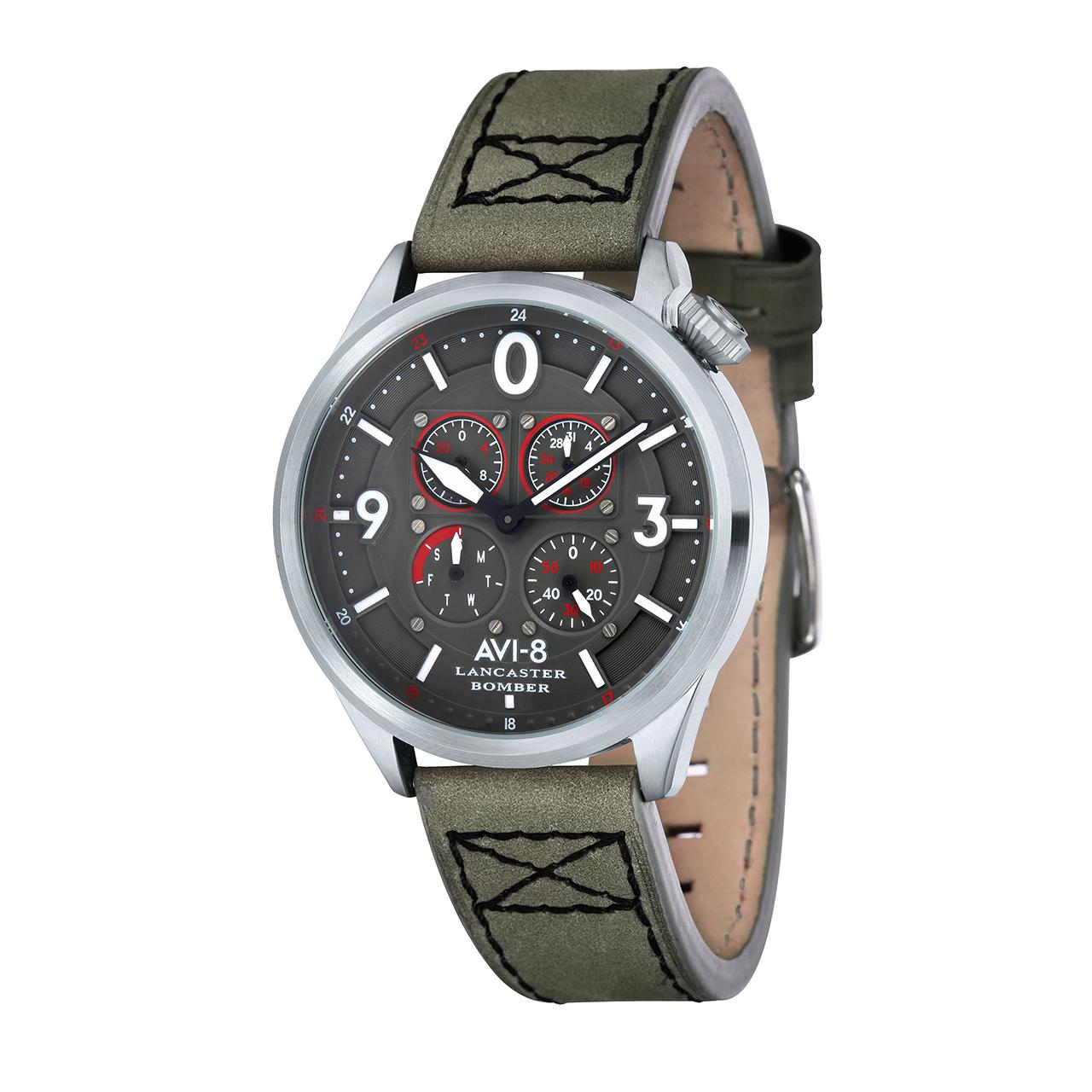 ساعت مچی عقربه ای مردانه ای وی-8 مدل AV-4050-03 55