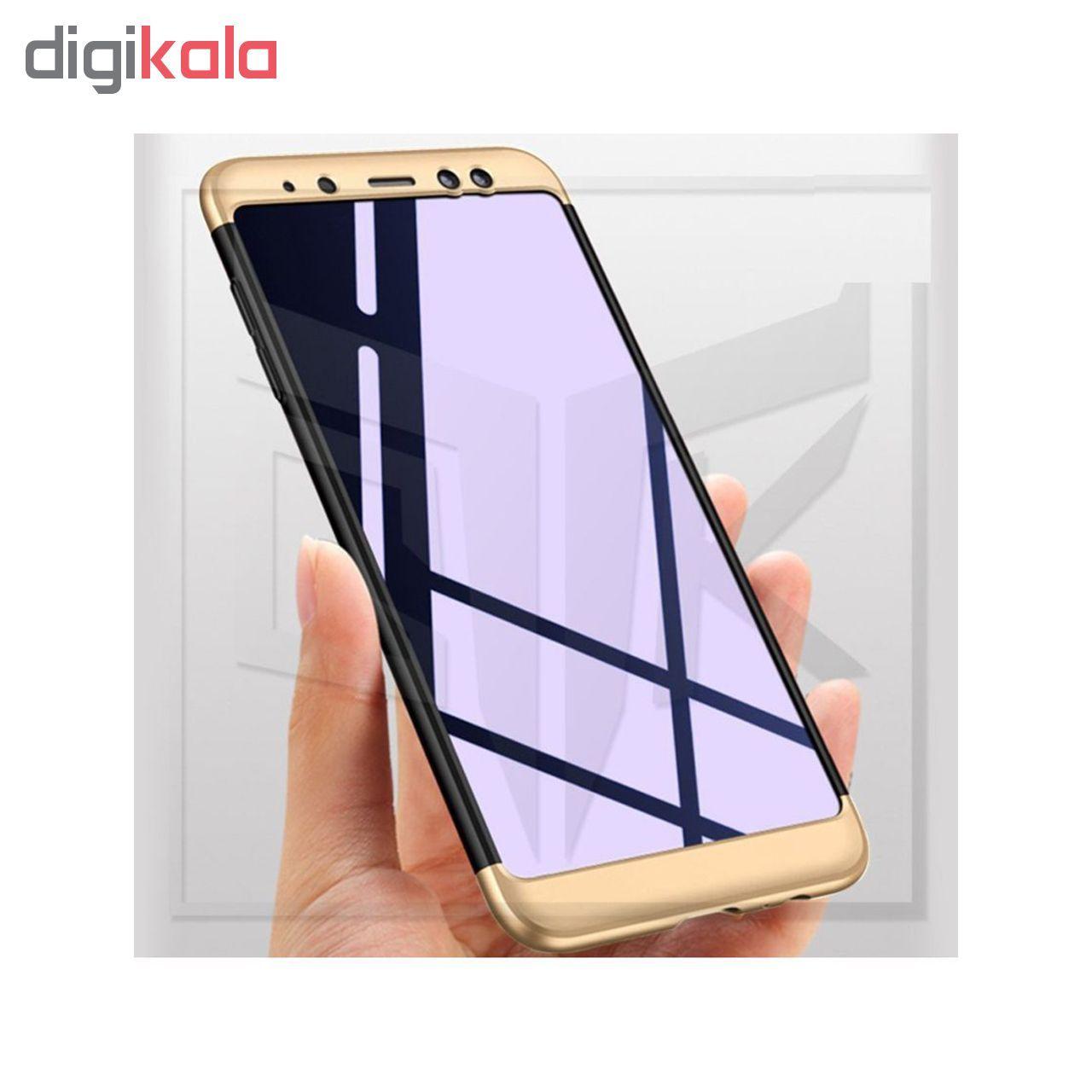 کاور مدل GKK مناسب برای گوشی موبایل سامسونگ Galaxy J6 2018