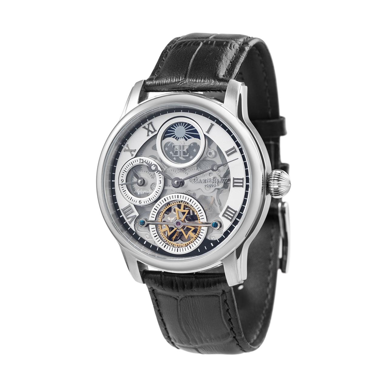 ساعت مچی عقربه ای مردانه ارنشا مدل ES-8063-01 48