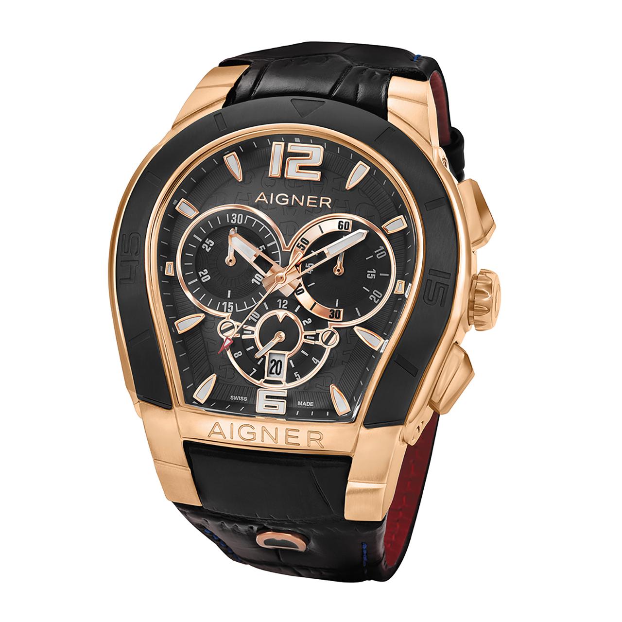 ساعت مچی عقربه ای مردانه اگنر مدل A58510