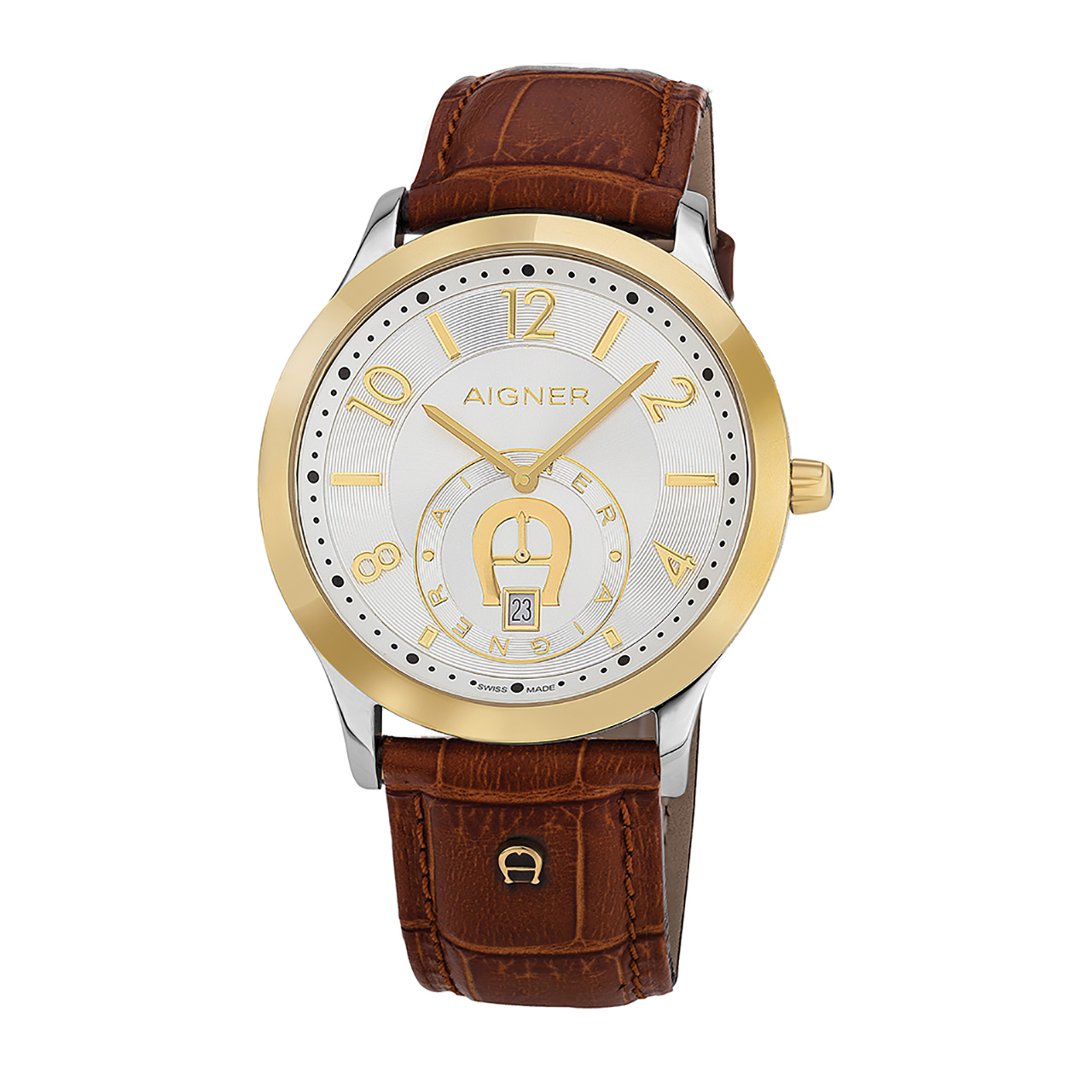 ساعت مچی عقربه ای مردانه اگنر مدل A44105 47