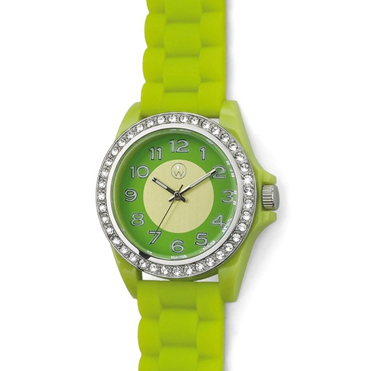عکس ساعت مچی عقربهای زنانه الیور وبر مدل 0141-GRE