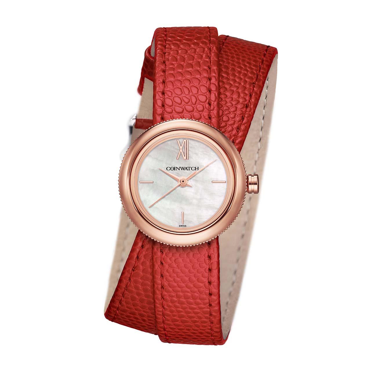ساعت  زنانه کوین واچ مدل C174RRD