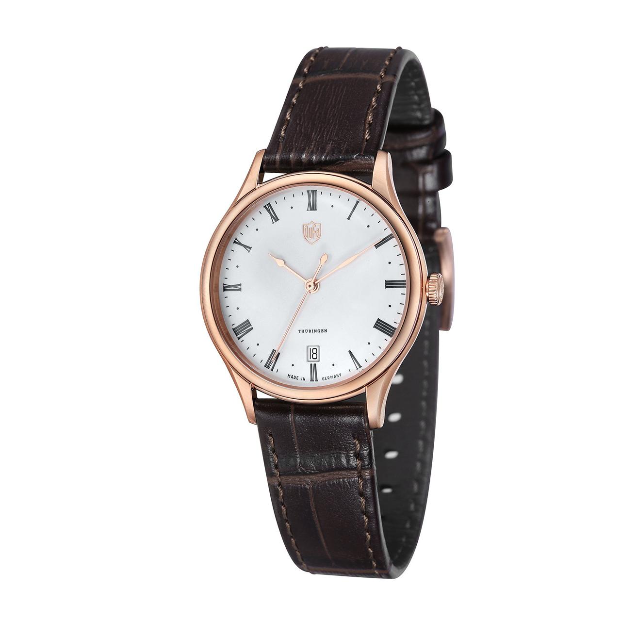 ساعت مچی عقربه ای زنانه دوفا مدل DF-7006-04 52