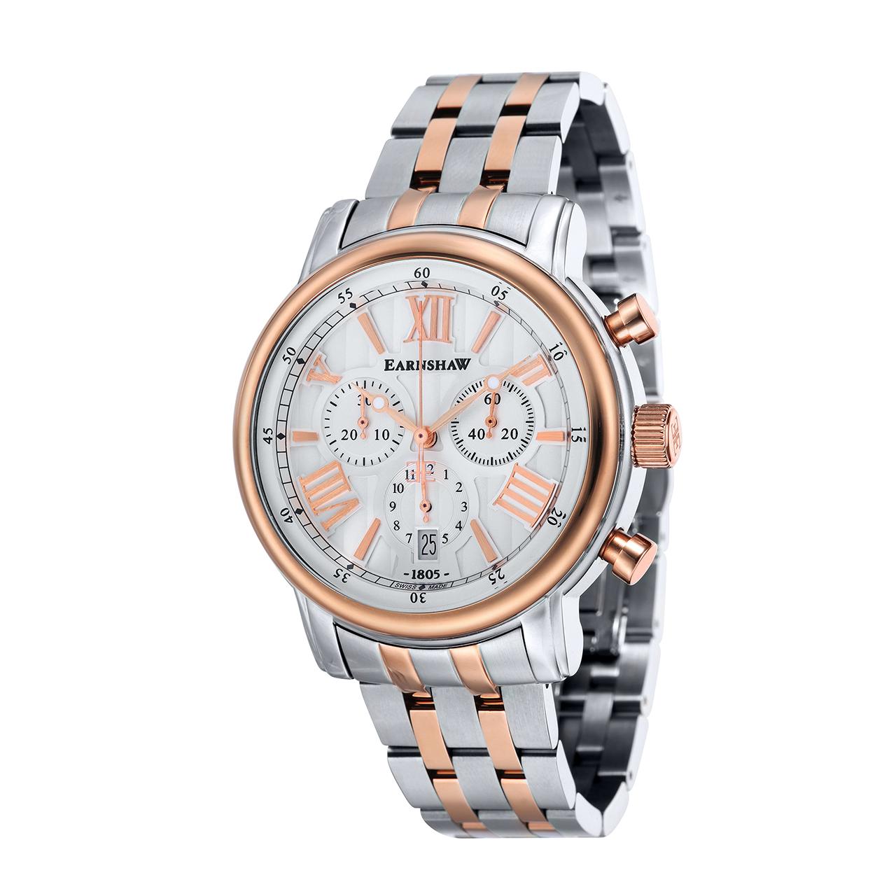 ساعت مچی عقربه ای مردانه ارنشا مدل ES-0016-44 30
