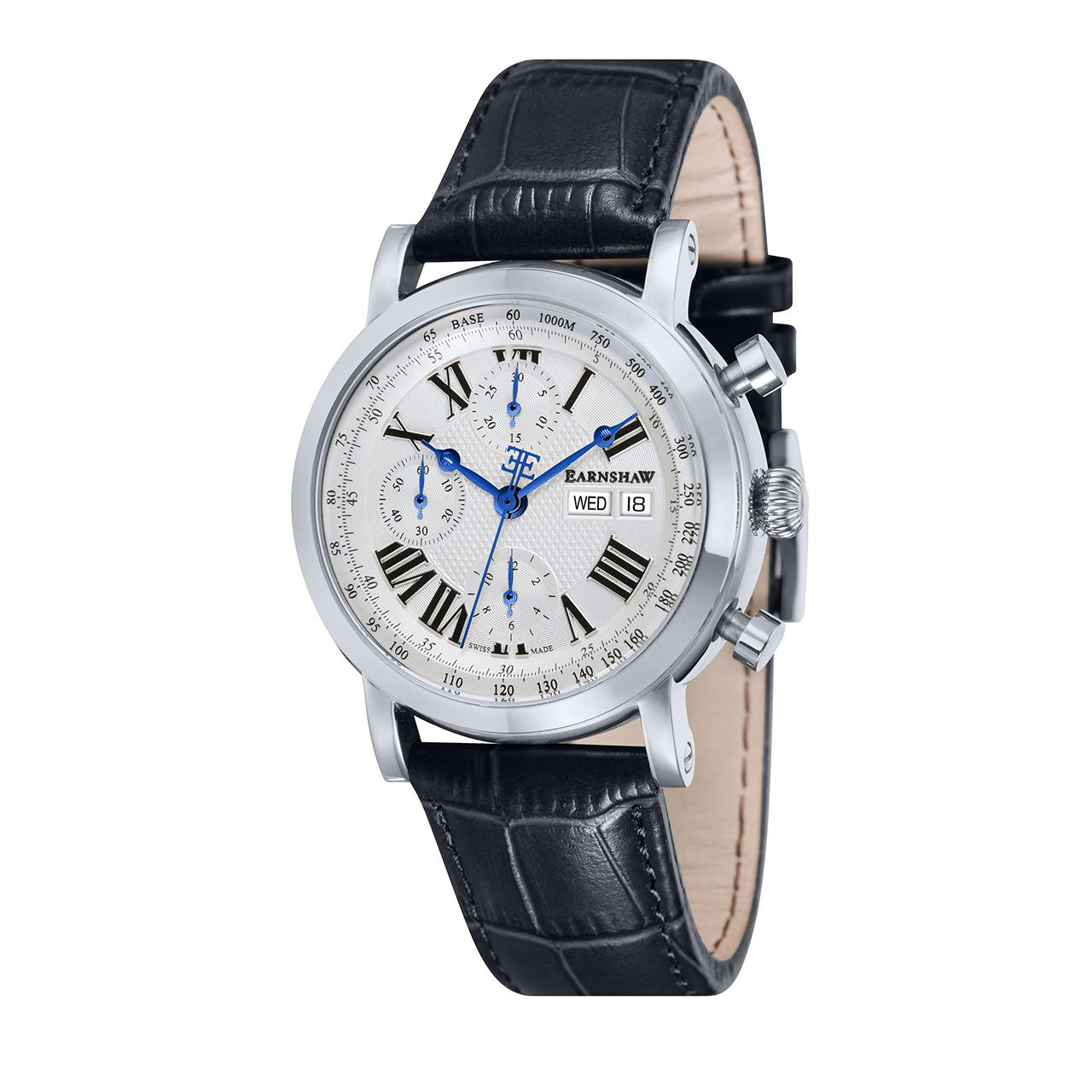 ساعت مچی عقربه ای مردانه ارنشا مدل ES-0024-02 43