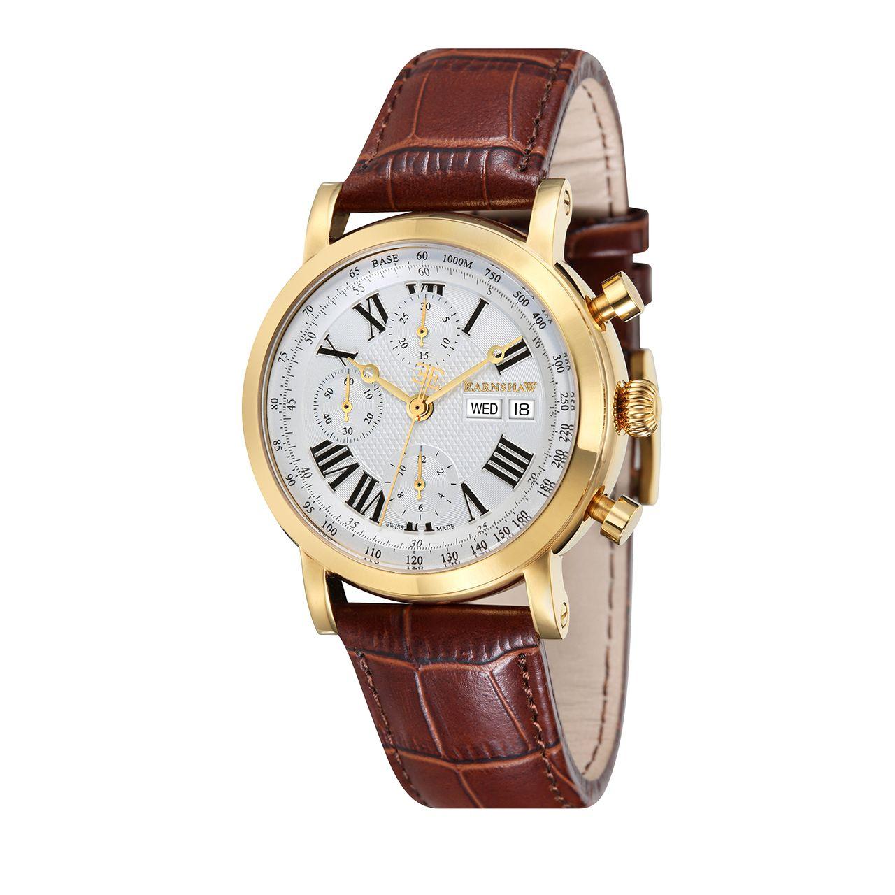 ساعت مچی عقربه ای مردانه ارنشا مدل ES-0024-04