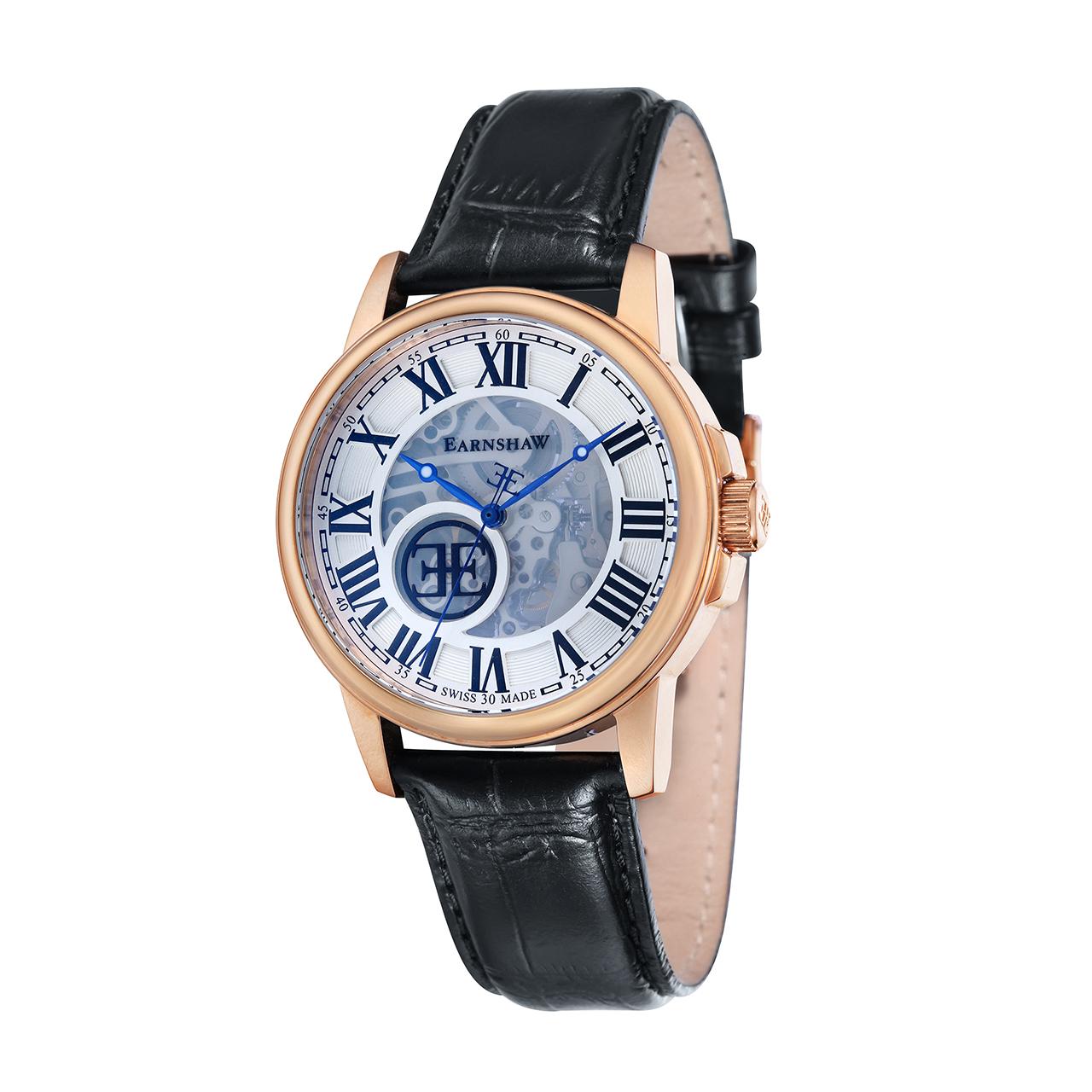 ساعت مچی عقربه ای مردانه ارنشا مدل ES-0028-02 48