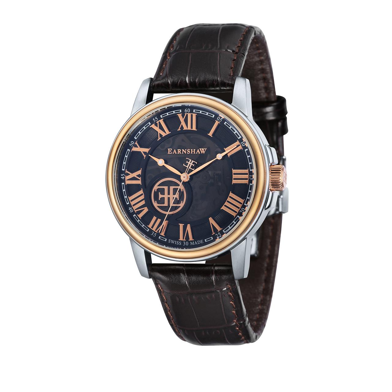 ساعت مچی عقربه ای مردانه ارنشا مدل ES-0028-08