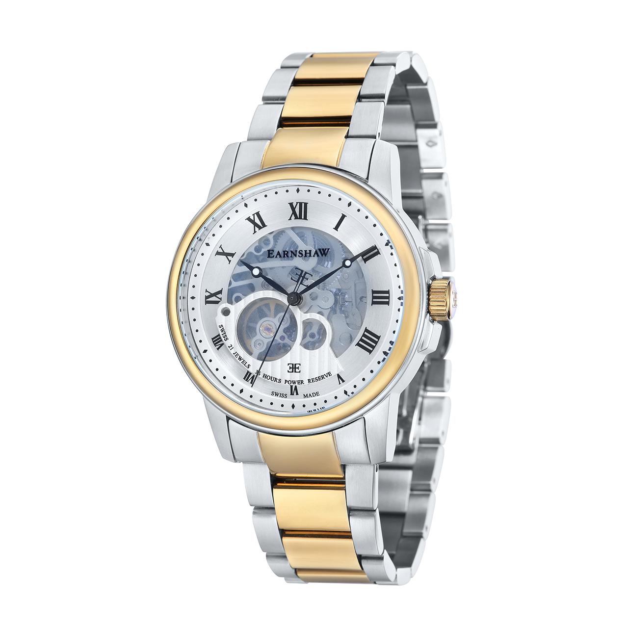ساعت مچی عقربه ای مردانه ارنشا مدل ES-0029-22