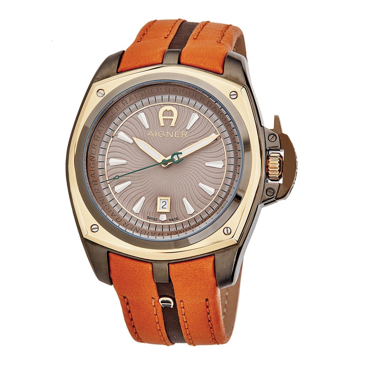 ساعت مچی عقربه ای مردانه اگنر مدل A18121 15
