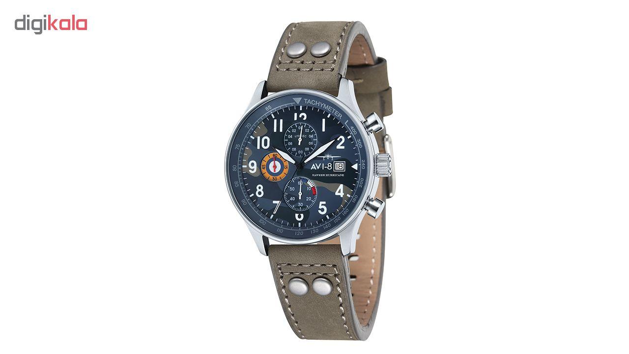ساعت مچی عقربه ای مردانه ای وی-8 مدل AV-4011-08
