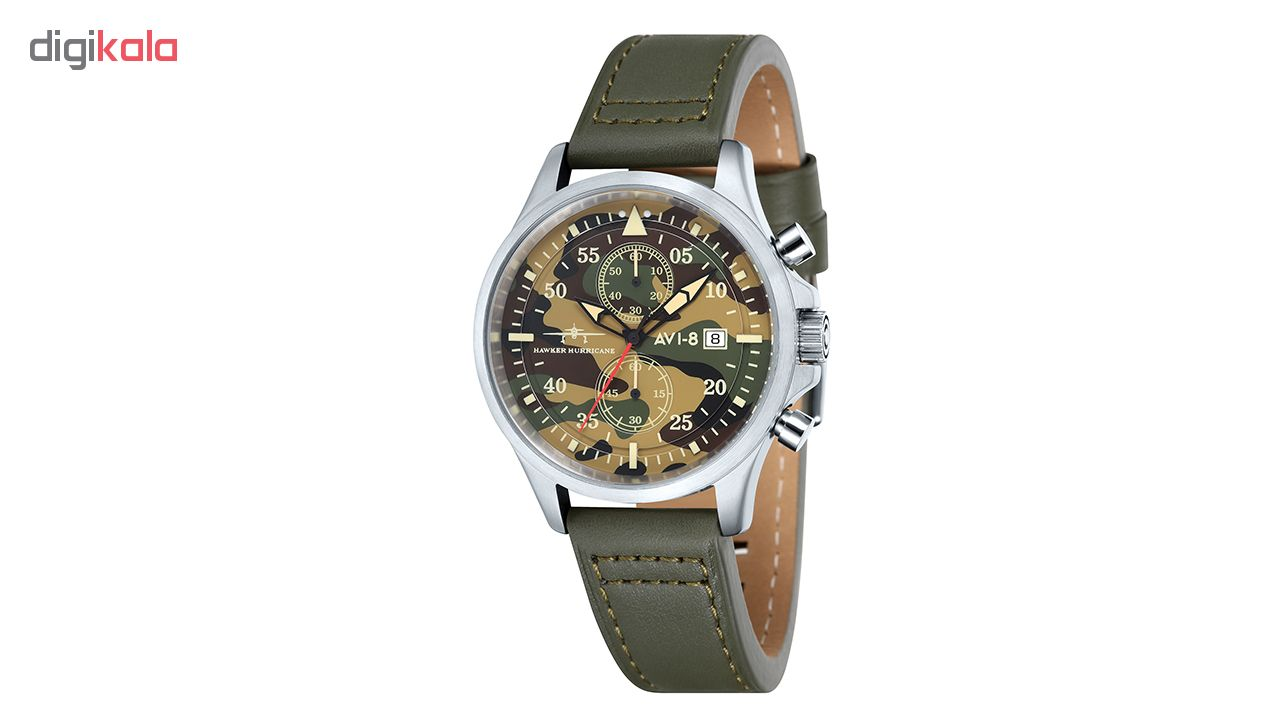 ساعت مچی عقربه ای مردانه ای وی-8 مدل AV-4013-08