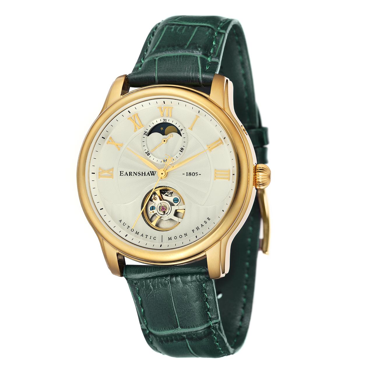 ساعت مچی عقربه ای مردانه ارنشا مدل ES-8066-03 36