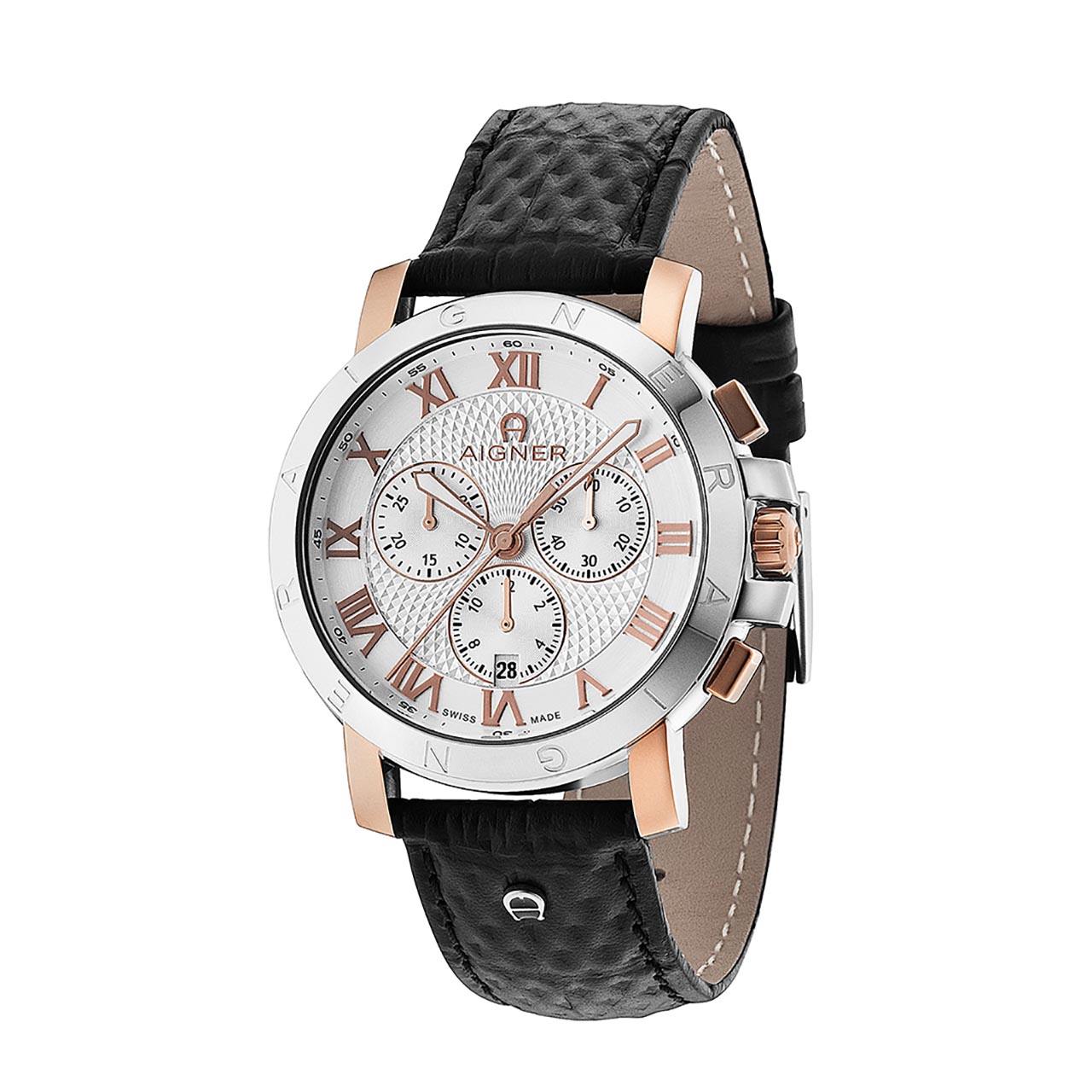 ساعت مچی عقربه ای مردانه اگنر مدل A09504