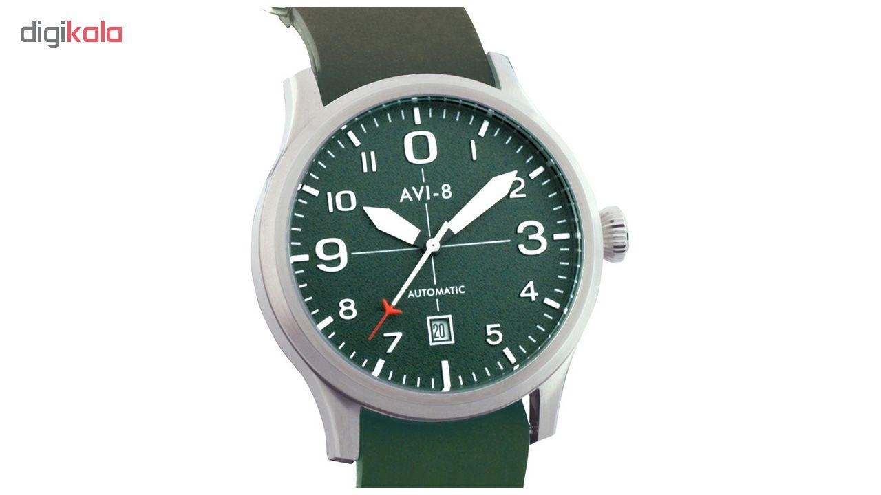 ساعت مچی عقربه ای مردانه ای وی-8 مدل AV-4021-03