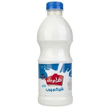 شیر کم چرب طراوت مقدار 1000 گرم