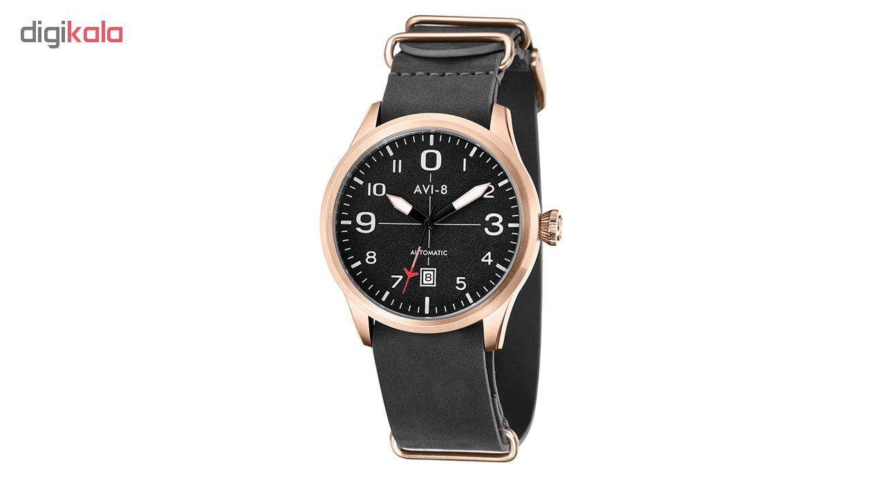 خرید ساعت مچی عقربه ای مردانه ای وی-8 مدل AV-4021-04