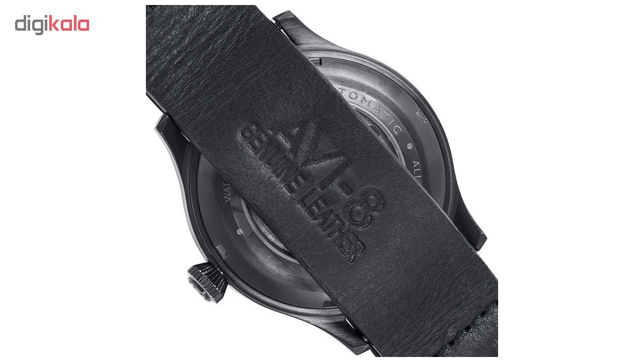 ساعت مچی عقربه ای مردانه ای وی-8 مدل AV-4021-0D