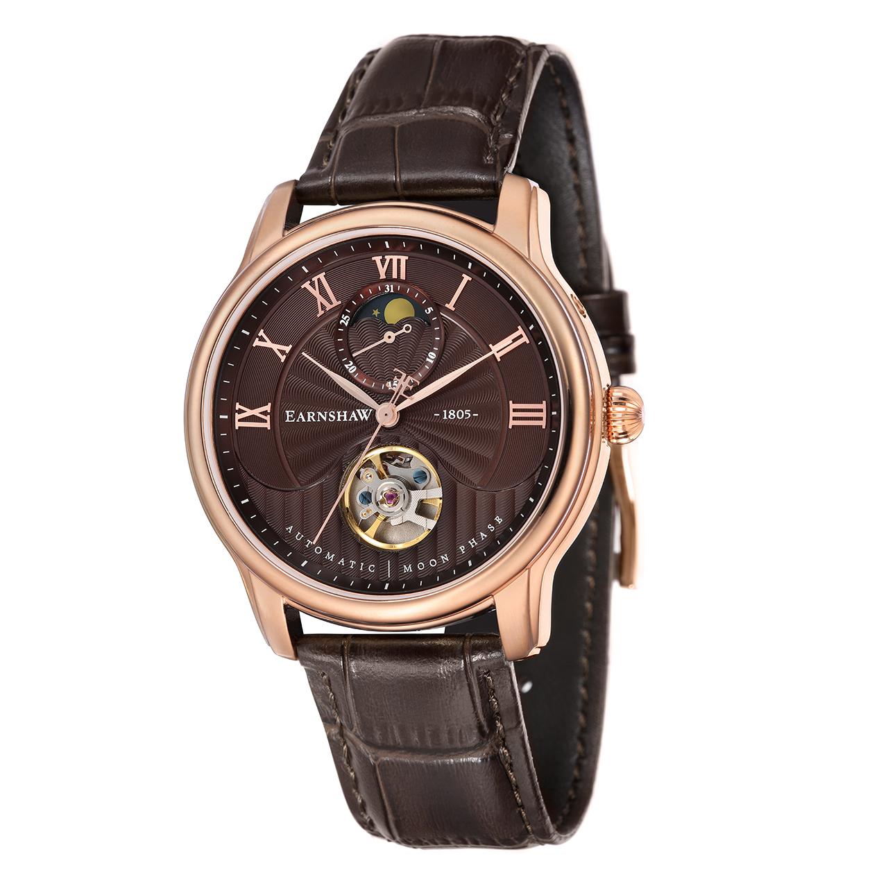 کد تخفیف                                      ساعت مچی عقربه ای مردانه ارنشا مدل ES-8066-04