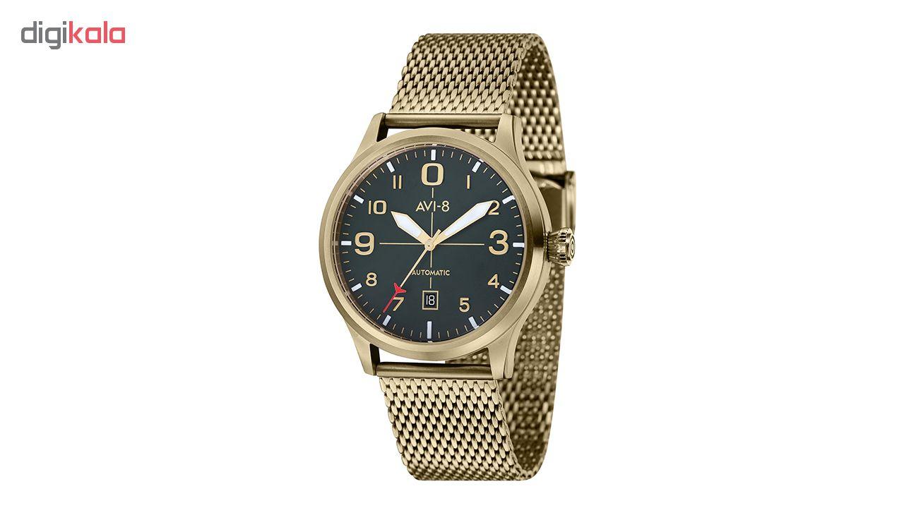 خرید ساعت مچی عقربه ای مردانه ای وی-8 مدل AV-4021-33