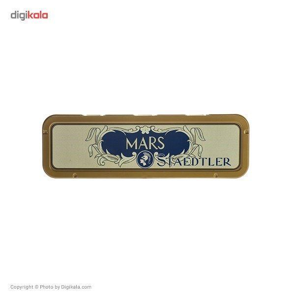 مداد مشکی استدلر مدل Mars - بسته 12 عددی main 1 1