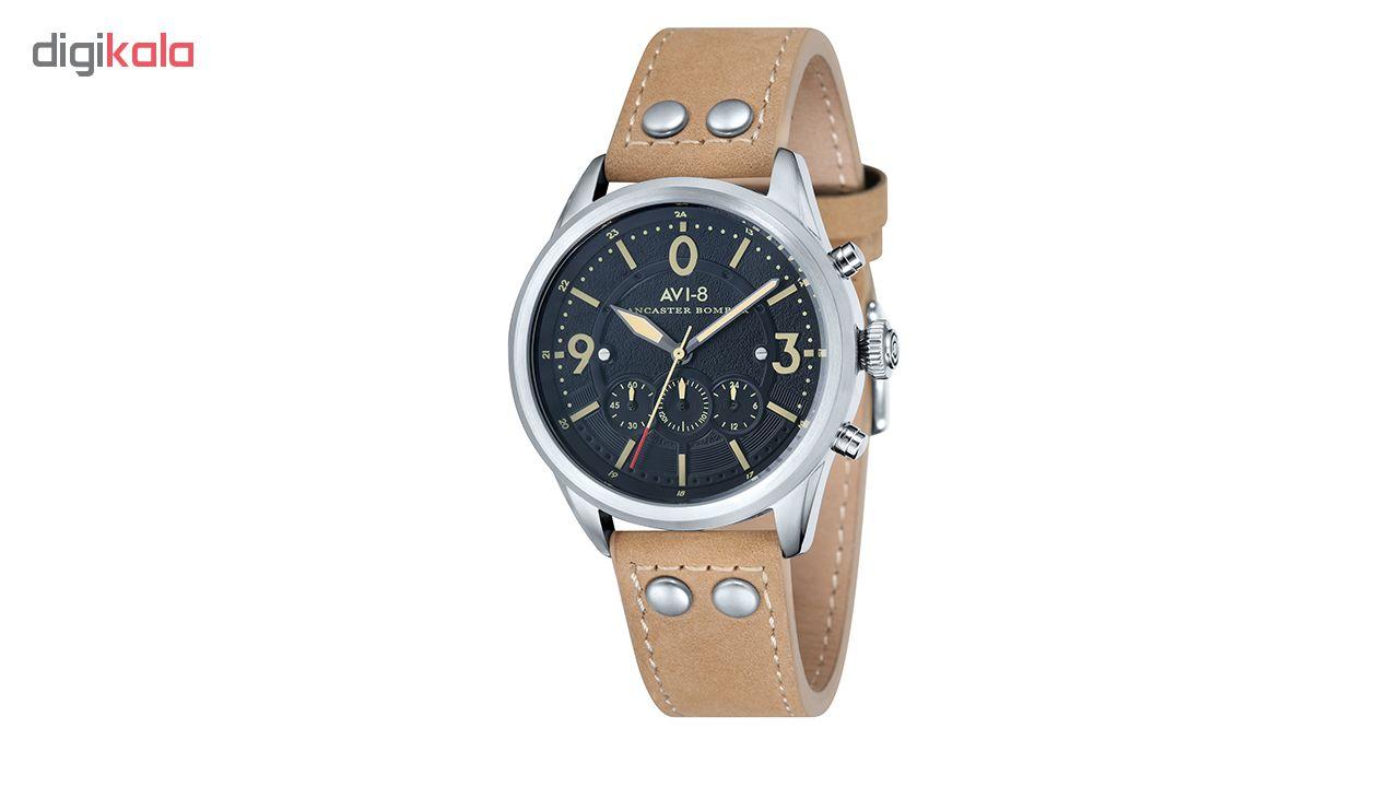 خرید ساعت مچی عقربه ای مردانه ای وی-8 مدل AV-4024-02