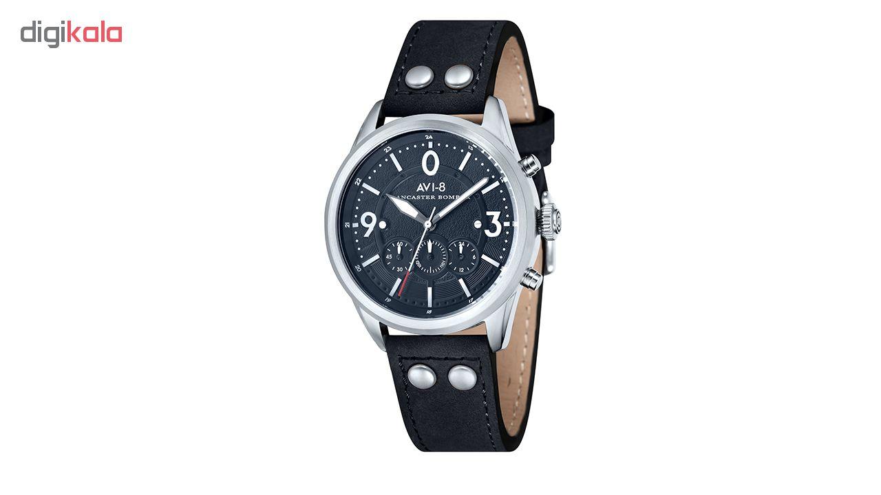 خرید ساعت مچی عقربه ای مردانه ای وی-8 مدل AV-4024-03