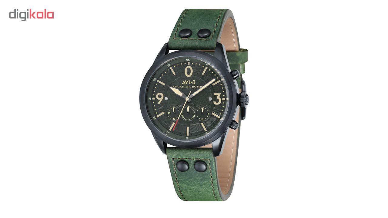 ساعت مچی عقربه ای مردانه ای وی-8 مدل AV-4024-04