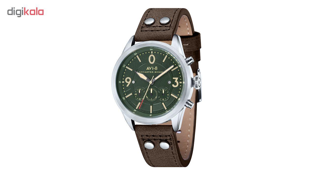 خرید ساعت مچی عقربه ای مردانه ای وی-8 مدل AV-4024-06