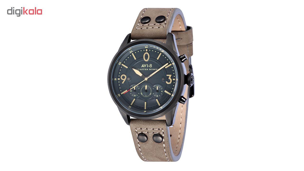 خرید ساعت مچی عقربه ای مردانه ای وی-8 مدل AV-4024-07