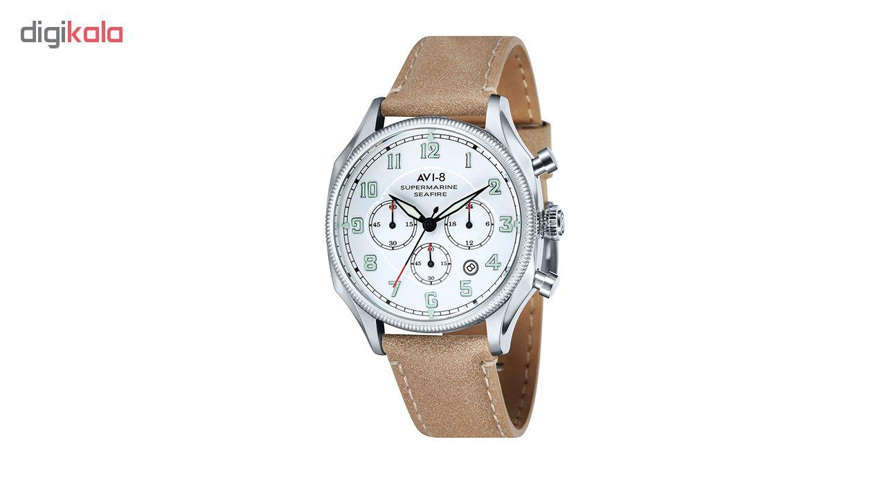 خرید ساعت مچی عقربه ای مردانه ای وی-8 مدل AV-4025-01