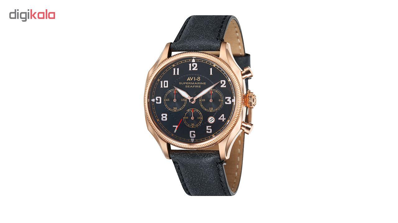 خرید ساعت مچی عقربه ای مردانه ای وی-8 مدل AV-4025-04