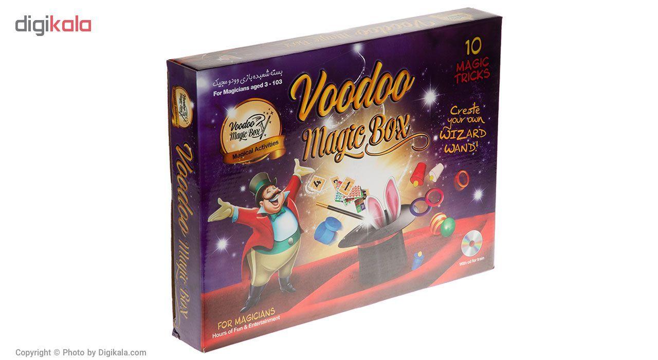 ابزار شعبده بازی وودو مجیک مدل 001 main 1 2