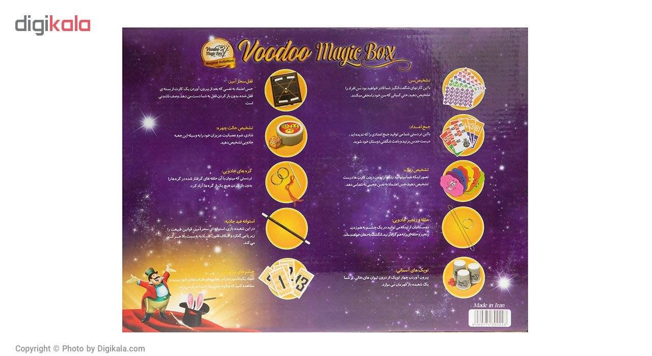ابزار شعبده بازی وودو مجیک مدل 001 main 1 3