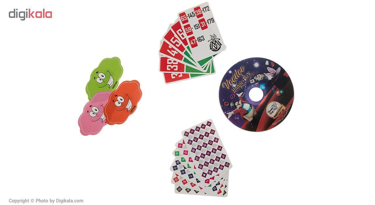 ابزار شعبده بازی وودو مجیک مدل 001 main 1 4