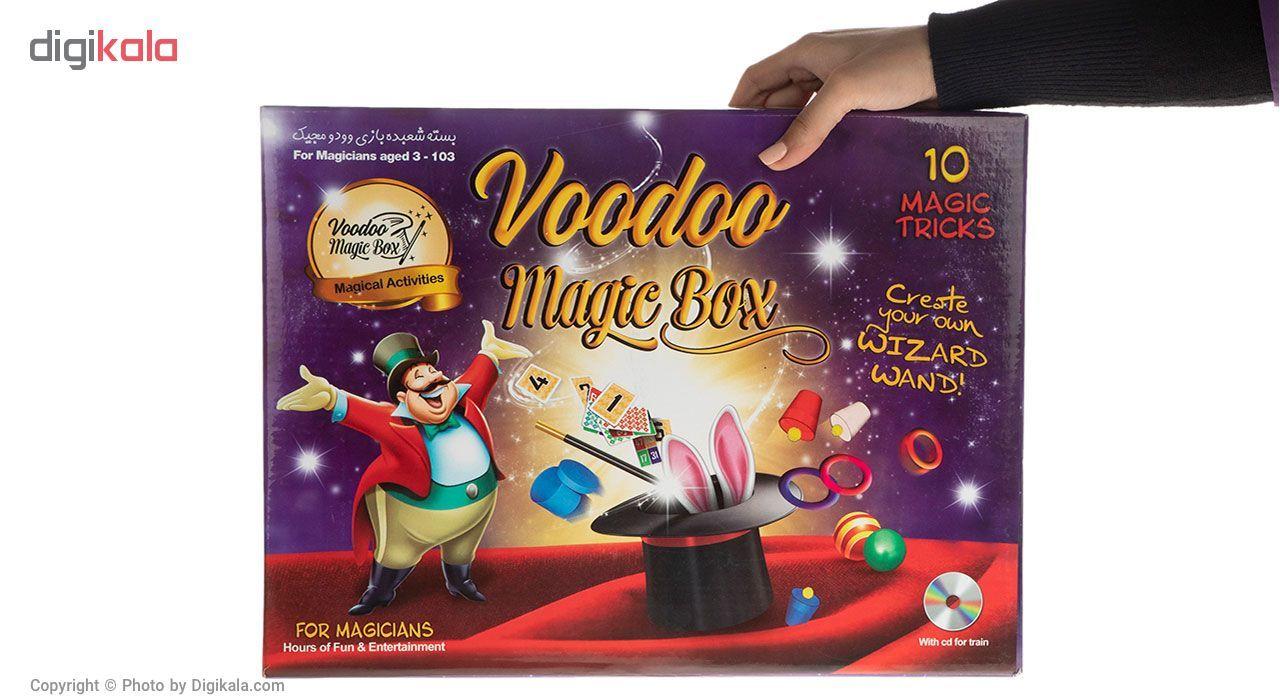ابزار شعبده بازی وودو مجیک مدل 001 main 1 5