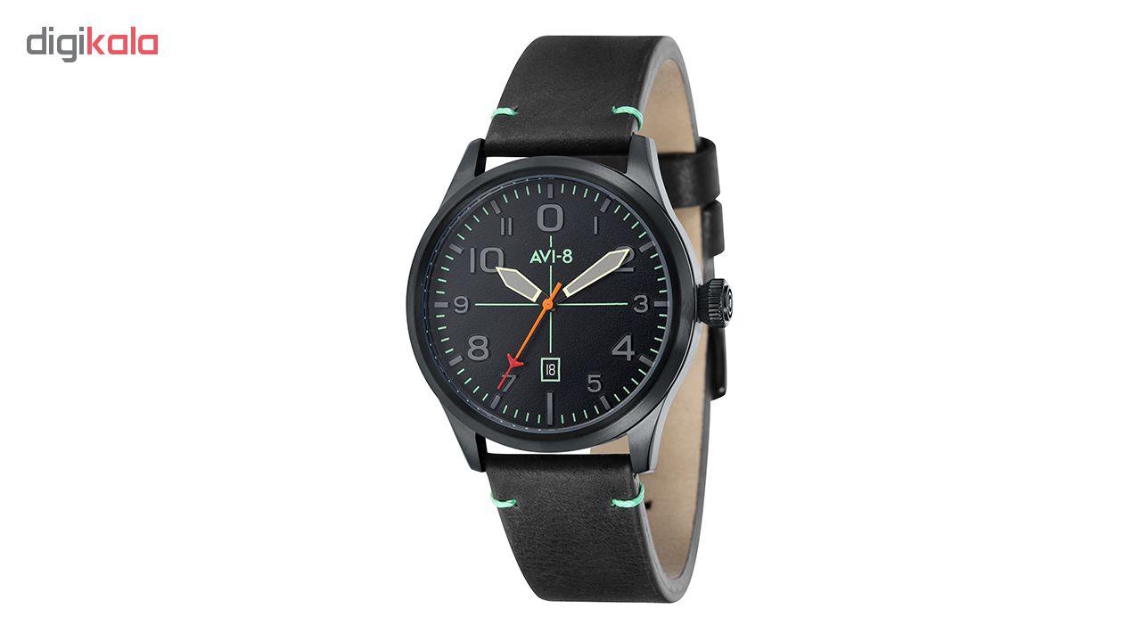 ساعت مچی عقربه ای مردانه ای وی-8 مدل AV-4028-0B