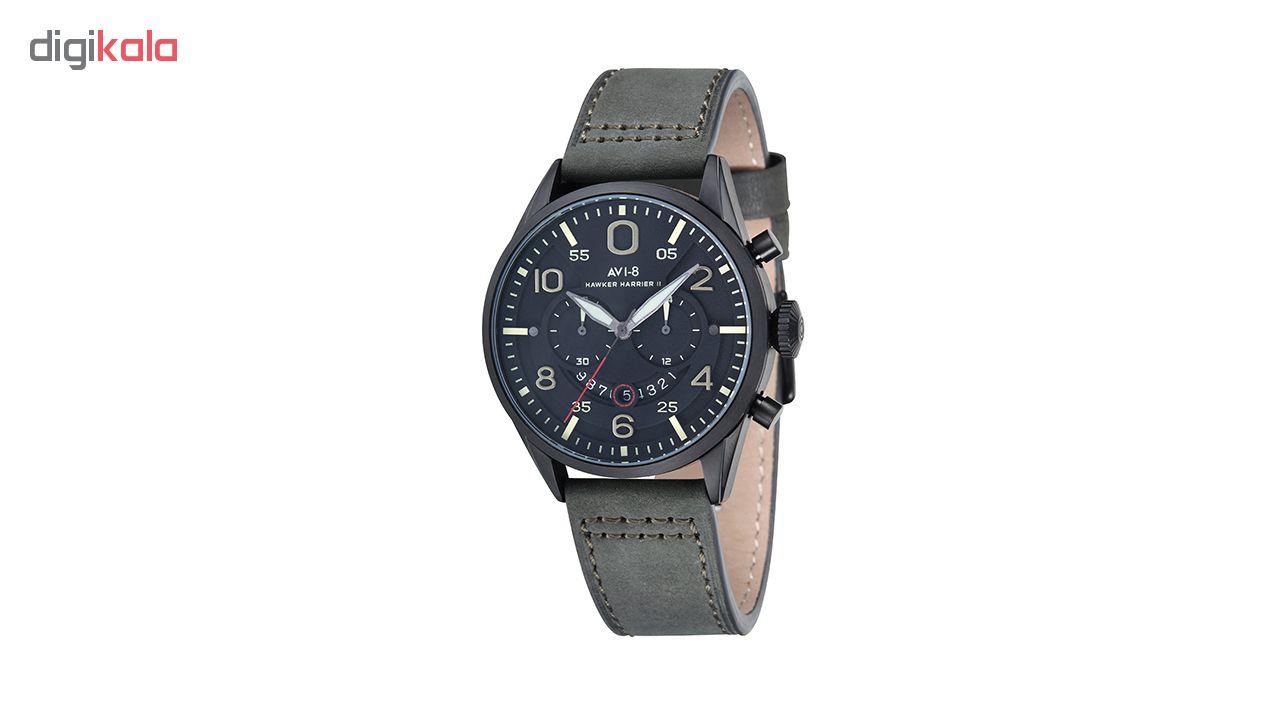 ساعت مچی عقربه ای مردانه ای وی-8 مدل AV-4031-07