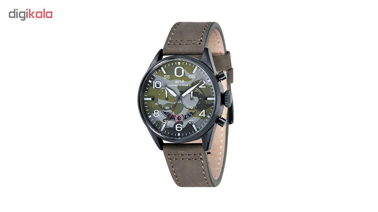 ساعت مچی عقربه ای مردانه ای وی-8 مدل AV-4031-08