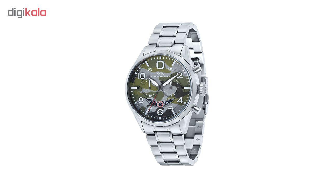 خرید ساعت مچی عقربه ای مردانه ای وی-8 مدل AV-4031-12