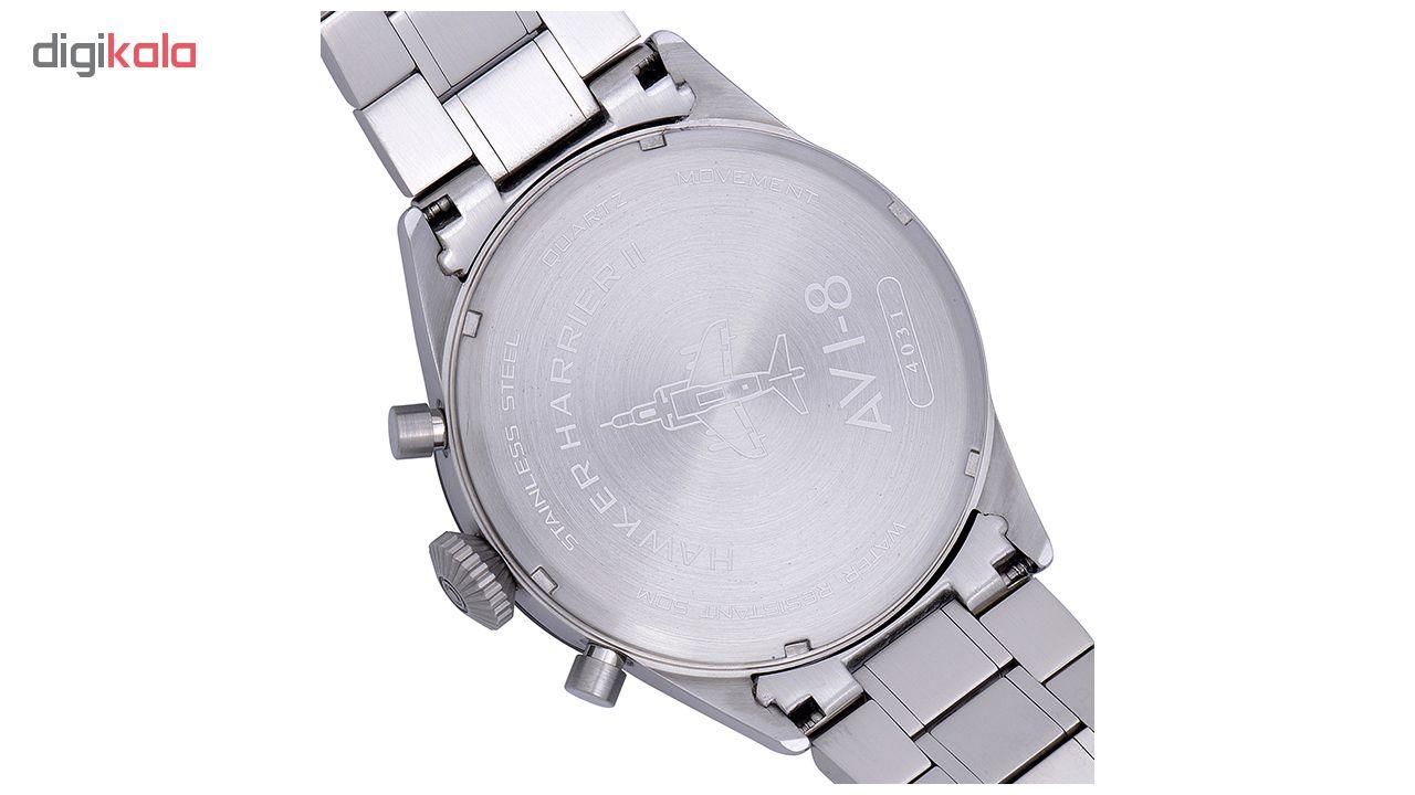 ساعت مچی عقربه ای مردانه ای وی-8 مدل AV-4031-12