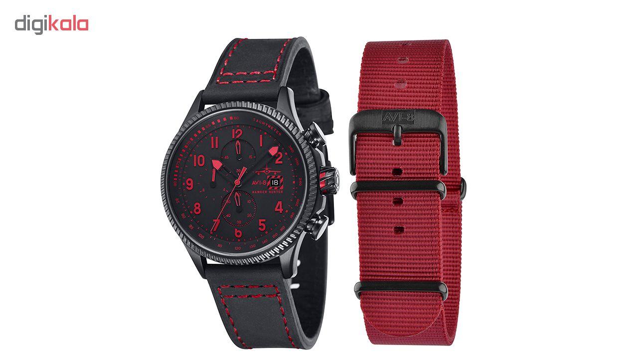 خرید ساعت مچی عقربه ای مردانه ای وی-8 مدل AV-4036-03