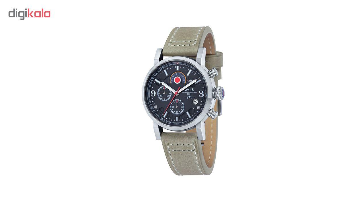 خرید ساعت مچی عقربه ای مردانه ای وی-8 مدل AV-4041-02