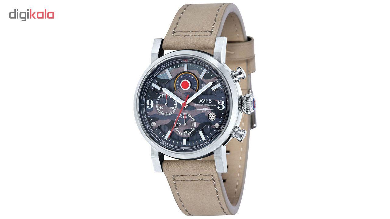 خرید ساعت مچی عقربه ای مردانه ای وی-8 مدل AV-4041-05