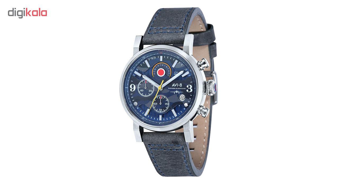 خرید ساعت مچی عقربه ای مردانه ای وی-8 مدل AV-4041-07